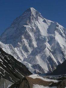 Gunung Tertinggi Di Dunia, K2 (Godwin Austen